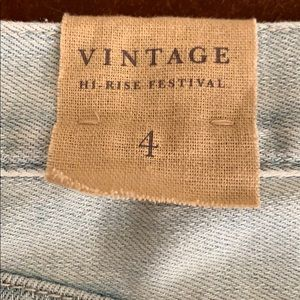 American Eagle Outfitters Shorts - AE Women's Hi Rise Vintage Shorts